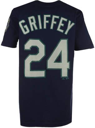 Majestic Mlb Ken Griffey Jr. T-Shirt, Little Boys (4-7)