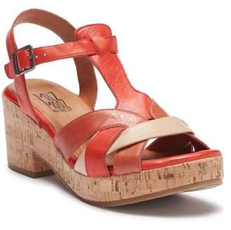 Miz Mooz Cabana Wedge Heel Sandal