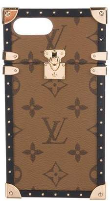 Louis Vuitton 2017 Eye-Trunk For iPhone 7+