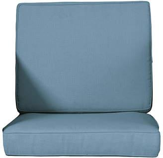 OKA Cushion Set for Santa Barbara Armchair - Blue