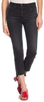 AG Jeans Isabelle Button Fly Jeans