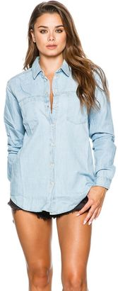 Swell Classic Chambray Shirt $49.45 thestylecure.com