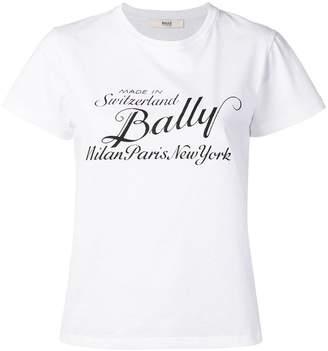 Bally (バリー) - Bally Archive Label Tシャツ