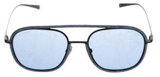 Chanel 2019 Denim Pilot Sunglasses w/ Tags blue 2019 Denim Pilot Sunglasses w/ Tags