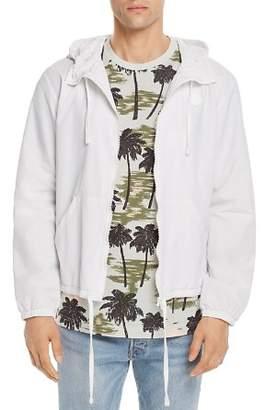 Wesc Hooded Windbreaker Jacket