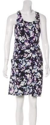 Alexander Wang Silk Digital Print Dress