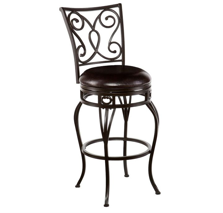 Springfield Swivel Bar Stool