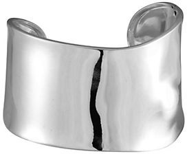 Lord & Taylor Sterling Silver Cuff Bracelet $595 thestylecure.com