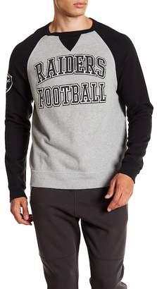Junk Food Clothing NFL Oakland Raiders Formation Fleece