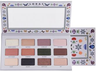 LORAC California Dreaming Eyeshadow Palette $30 thestylecure.com