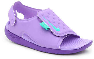 Nike Sunray Adjust 5 Todder & Youth Sandal - Girl's
