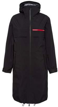 Prada Professional Technical Fabric Raincoat