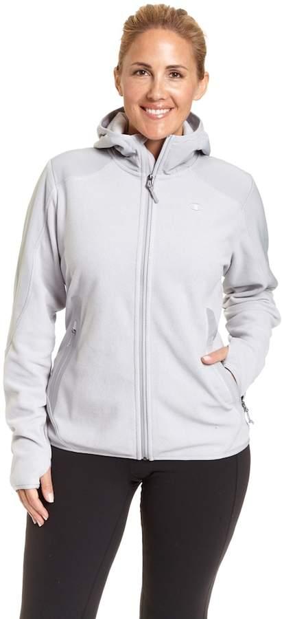 ChampionPlus Size Champion Textured Fleece Hoodie