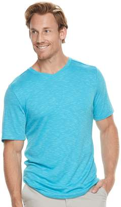 Caribbean Joe Men's St. Maarten Sport V-Neck Tee