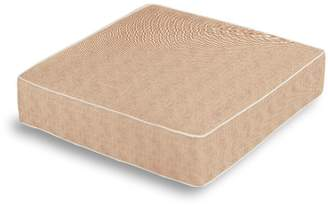 Loom Decor Box Floor Pillow Cozy Up - Melon