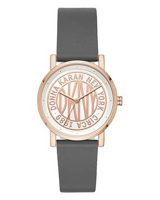 DKNY Ladies Soho Logo Watch