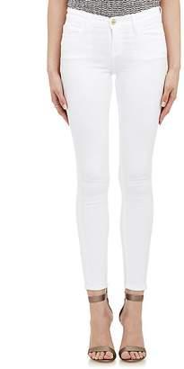 Frame Women's Le Color Skinny Jeans - White