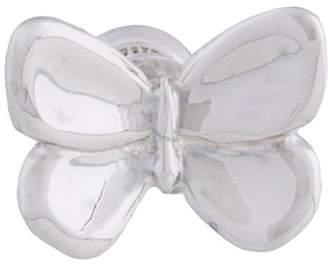 E.m. butterfly earring
