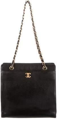 ChanelChanel Vintage Caviar Shoulder Bag