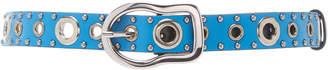 Schumacher Dorothee Tri-Color Studded Leather Belt