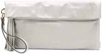 L'Autre Chose foldover top clutch bag