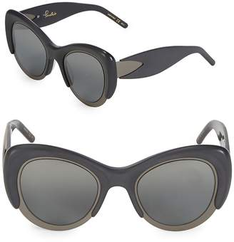 Pomellato Women's 48MM Cat-Eye Sunglasses