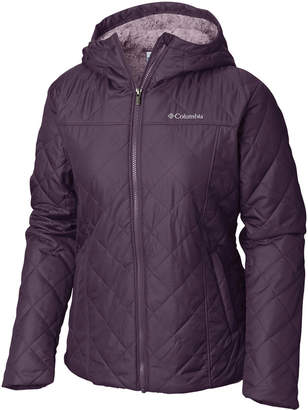 Columbia Copper Crest Hooded Fleece-Lined Jacket