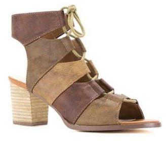 Avanti Lace Up Sandal