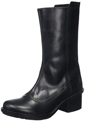 Fly London Women''s CAME718FLY Boots, (Black), 36 EU