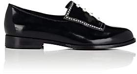 Opening Ceremony WOMEN'S LEAH SPAZZOLATO LEATHER LOAFERS