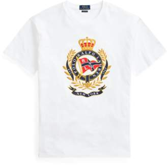 Classic Fit Crest Jersey Tee