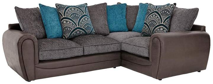 Gatsby Right Hand Double Arm Corner Group Sofa