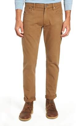 Frye Dean Five-Pocket Canvas Pants