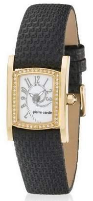 Pierre Cardin Women's Quartz Watch Promenade PC100752F04 with Leather Strap