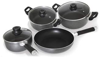 Asstd National Brand Better Chef 7-pc. Aluminum Cookware Set