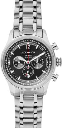 Jack Mason Nautical Chronograph Bracelet Watch, 42mm
