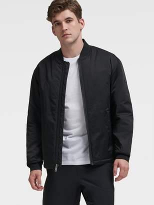 DKNY Nylon Bomber Jacket