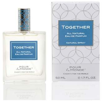 "Pour Le Monde Together"" 100% Natural Perfume"