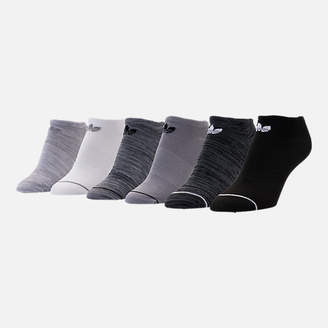 adidas Women's 6-Pack No-Show Socks