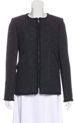 Chanel Paris-Salzburg Wool Jacket