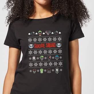 DC Suicide Squad Women's Christmas T-Shirt
