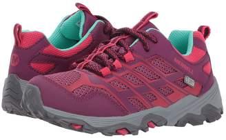 Merrell Moab FST Low Waterproof Girls Shoes