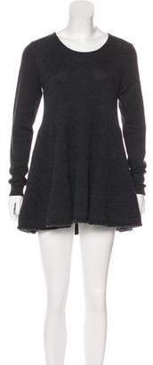 Co Mini Wool Dress