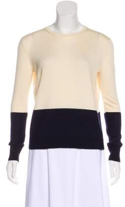 The Row Long Sleeve Knit Sweatshirt