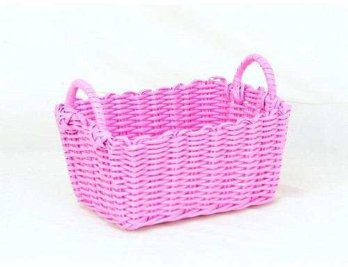 Babies 'R' Us Babies R Us Small Storage Basket - Pink