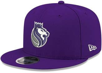 New Era Boys' Sacramento Kings Basic Link 9FIFTY Snapback Cap