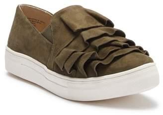 Seychelles Quake Slip-On Suede Sneaker