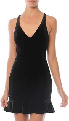 Amanda Uprichard Marsala Dress
