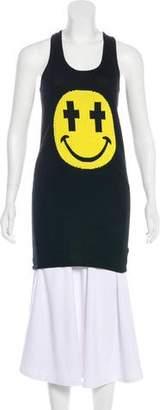 Jeremy Scott Knit Emoji Dress