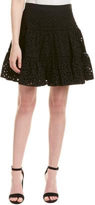 Rebecca Taylor Amora Eyelet Skirt